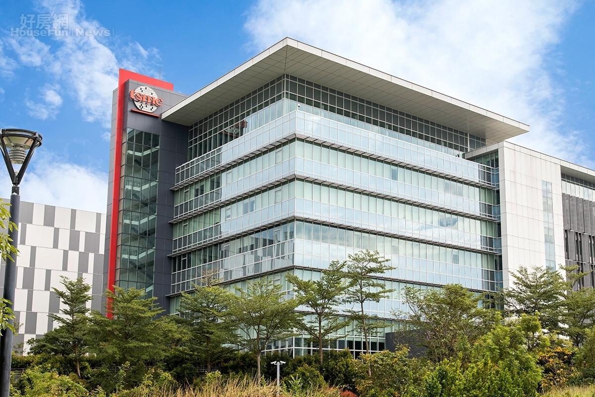 台積電在南科投資設廠,是這波台商回流指標。照片國產實業提供