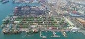 高雄港Q2裝卸量 衰退幅度擴大