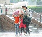 開學日溼答答…梅莎颱風外圍環流影響 北台間歇降雨