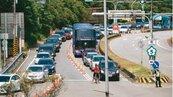 國五交通量暴增 高公局周日北上實施常態高乘載