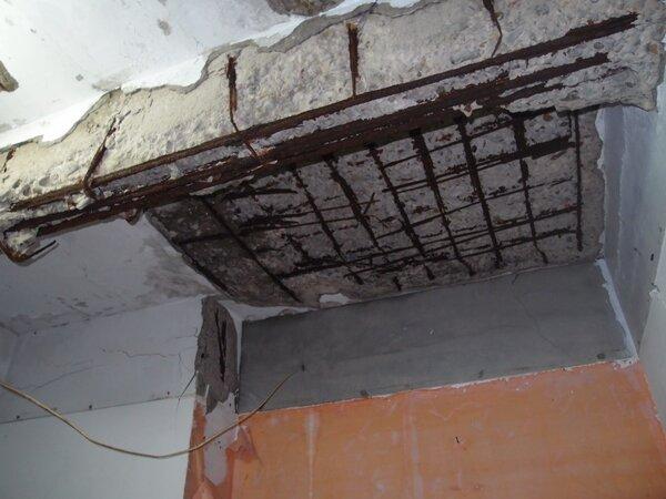 俗稱「海砂屋」的高氯離子鋼筋混凝土建築物。圖/新北市都更處提供