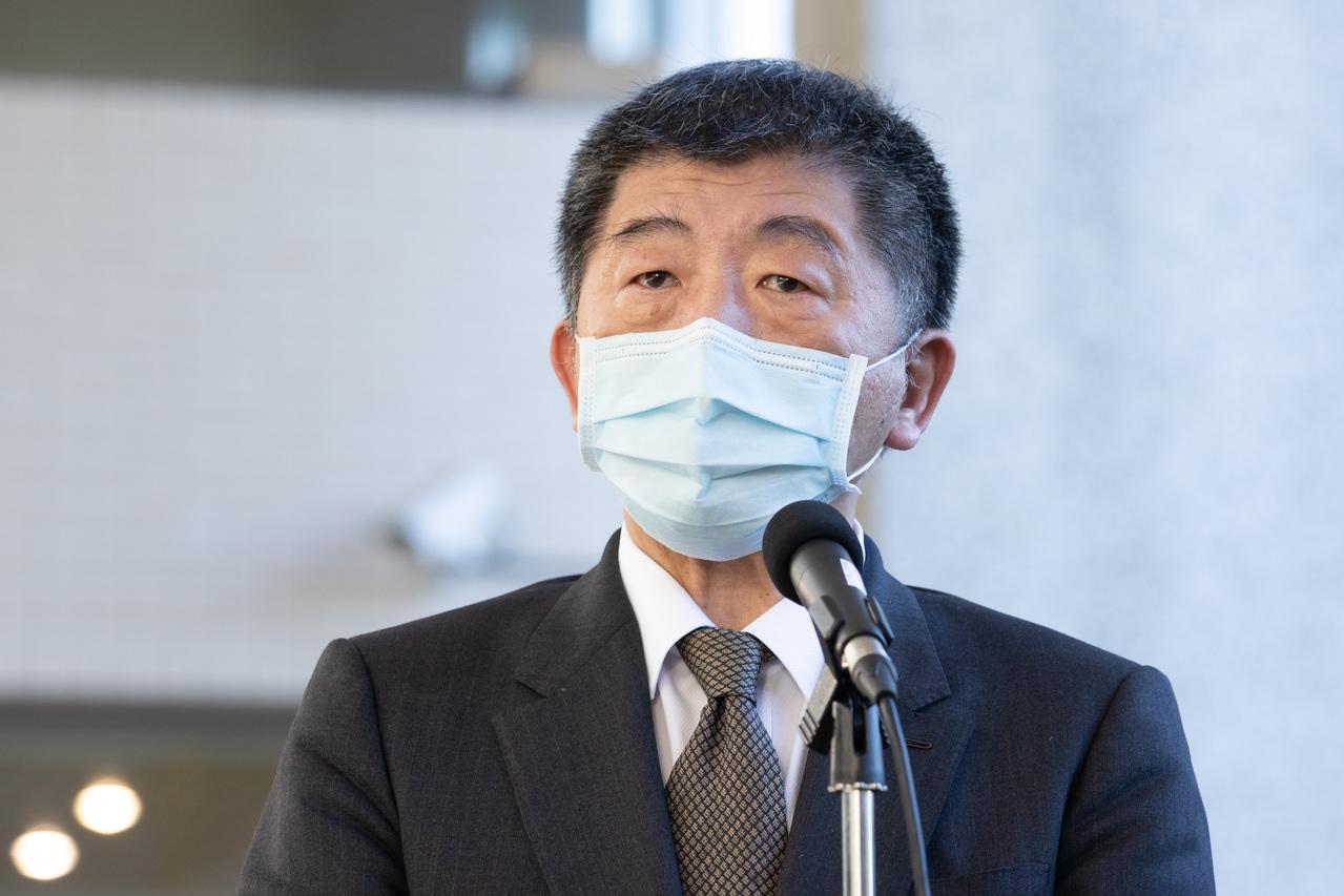 中央流行疫情指揮中心指揮官陳時中昨(30)天終於鬆口表示,已購得兩千萬劑新冠疫苗。圖/聯合資料照