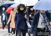 強冷氣團發威!愈晚愈冷北台灣明防大雨 下周一急凍7度