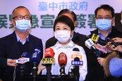 盧秀燕簽氣候緊急宣言 承諾2023台中達「無煤城市」