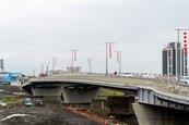 人行道、單車道完工 宜蘭橋24日全面通車