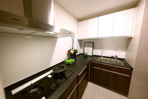 廚具也是使用日本Panasonic品牌/濟弘建設提供