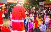 福中里聖誕晚會 多組人馬表演不冷場