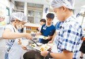 營養午餐食材費低 呷嘸完整肉