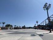 花蓮香榭大道 東段農曆年前開放