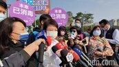 中部紅害嚴重 盧秀燕:必須正視境外汙染移入問題