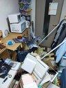 劇烈搖晃!日本福島外海發生規模7.1強震 民眾家具散落一地