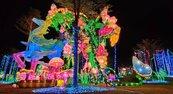 佛光山雲端點燈 燈會亮到3月12日