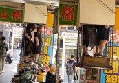 北市騎樓藏48年「神秘升降梯」!建管處開罰並限期拆除