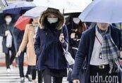 東北季風增強北東轉有雨!吳德榮:周五再一波水氣更多