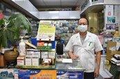 大安龍雲里里長黃廣明 運用醫藥專業為民服務