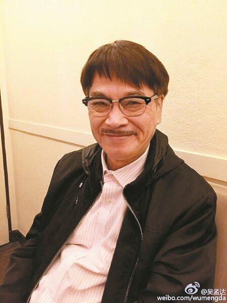 吳孟達昨(27日)過世,享壽70歲。 圖/摘自微博