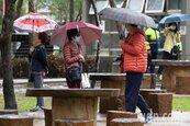 北台濕冷、18縣市強風特報 吳德榮:周六又一鋒面到