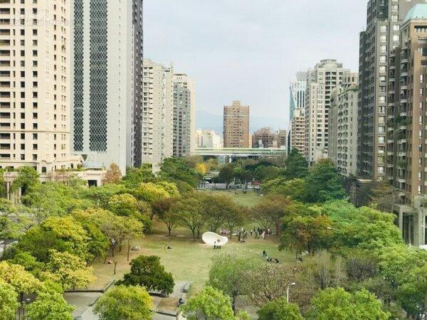 台中市七期住宅。圖/好房網News記者黃暐迪攝影
