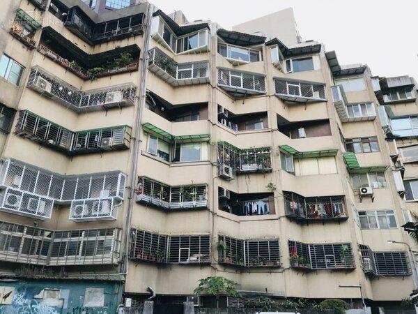 大安區住宅。圖/好房網News記者黃暐迪攝影