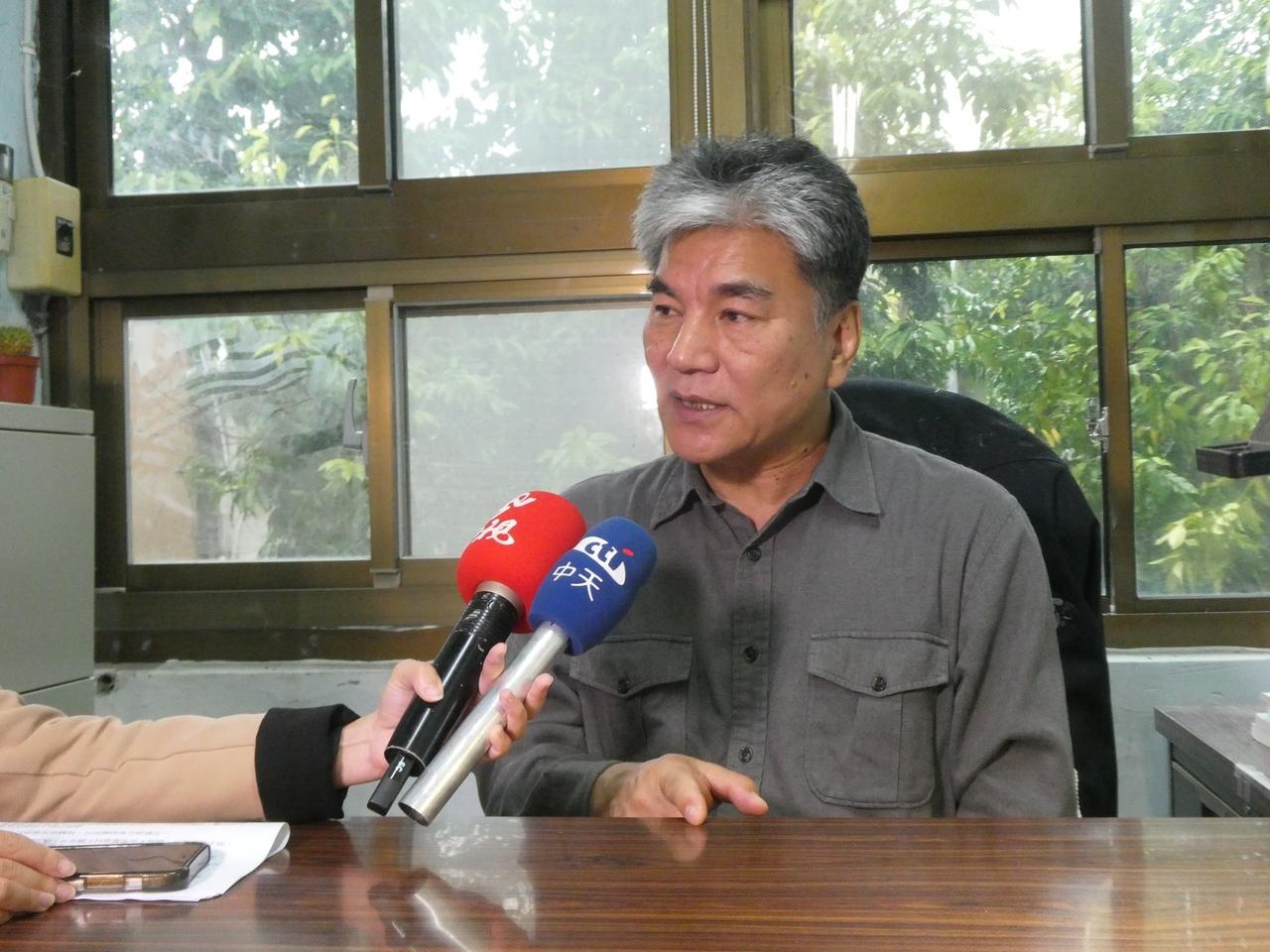 內政部前部長李鴻源昨提出建言,政府未來應對水資源缺乏問題,不能再談開源,重點是要節流。圖/聯合資料照