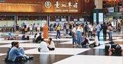 台鐵:12月起進車站大廳要戴口罩 保持社交距離可飲食