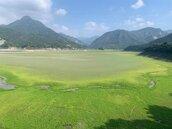 台灣最大曾文水庫見底 驚見「天然高爾夫球場」!