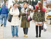 富貴角昨晨12.7度 入冬平地最低溫