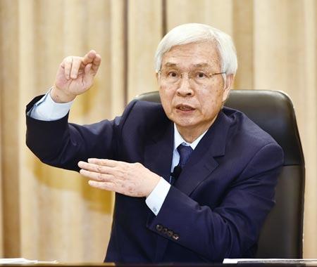 央行總裁楊金龍日前表示,未來升息與否,央行並未設定通膨目標。圖/本報資料照片