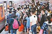 雙鐵端午連假車票周五凌晨零時開搶! 台鐵加開120班列車