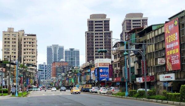 街景。圖/好房網News記者蔡佩蓉攝影