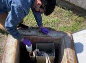 陽明山溫泉社區救星! 台大研究發現最佳污水管材