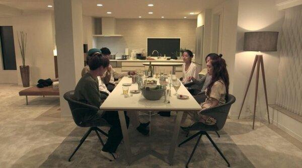 國外流行「Share House」的風潮。圖/雙層公寓劇照