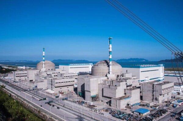 CNN爆台山核電廠有「即時輻射威脅」。圖/電纜網