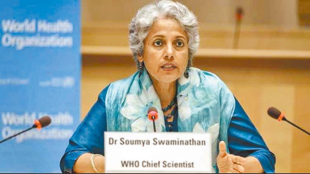 印度Delta變種病毒打亂歐美解封腳步,WHO首席科學家斯瓦米納坦18日警告,Delta病毒正在成為全球主要傳染的變種病毒株。圖/摘自Soumya Swaminathan推特
