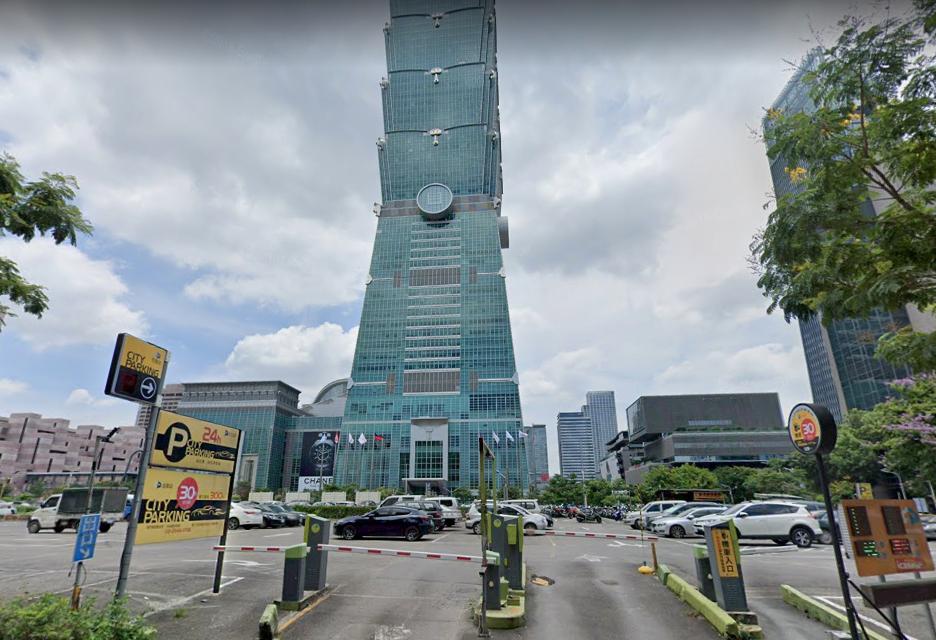 101 圖/google maps