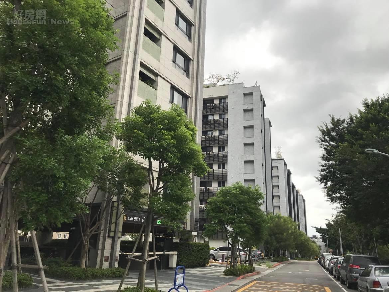 台北市110年度優良公寓大廈評選活動,報名期間將延長至7月23日截止。示意圖/好房網News記者呂詠柔攝