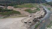 提前達標!國軍支援曾文水庫清淤 水庫多出30萬噸容量
