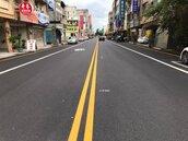 打造行車友善環境 台南新營區「三路共改」完工