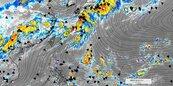 高壓西伸並增強 彭啟明:未來要有顯著降雨就等颱風了