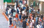 台北攤販2.6萬人 首批周一接種 疫苗不足 7000人恐打不到