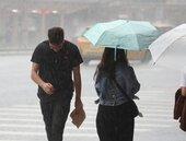 今依舊熱 下周三起東風波移入 降溫雨多午後防劇烈降雨