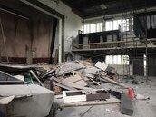 登錄歷史建築2年 「鹿鳴堂」成垃圾堆?