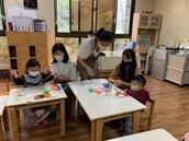 創造夢幻顏色 星雲幼兒園黏土手作圓滿成功!