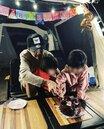 福原愛缺席 江宏傑為2歲兒慶生:給你百分之兩百的愛