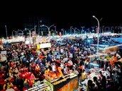 捷運總站夜市合法開幕 市府指交通改善有攤商衛生要加油