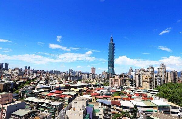 台北市信義區信義路五段街景圖。圖/永慶房仲網提供