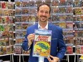 「極端罕見」超人漫畫 買家豪擲9240萬台幣