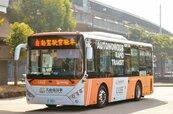 台南自駕公車2線試乘 10月上路