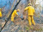 水位創新低 日月潭水仍灌救火燒山
