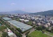 八里污水處理廠新設備5月完工 年減7700公噸污泥量